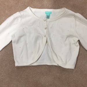 Off white kids cardigan